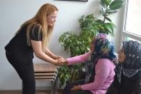 MUHABBET - MHP'li Esin Kara'dan Yaşlılara Bayram Ziyareti