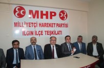 MUSTAFA KALAYCI - MHP'li Mustafa Kalaycı Açıklaması '24 Haziran'da Tekrar Bayram Yaşayacağız'