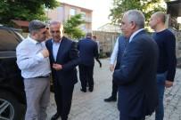 MEHMET NURİ ÇETİN - Milletvekili Şimşek Varto'da Vatandaşlarla Bayramlaştı