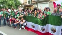 MOSKOVA - Moskova'da Meksikalıların Günü