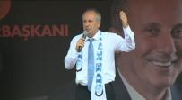 GÖNÜL KÖPRÜSÜ - Muharrem İnce Tunceli'de Konuştu