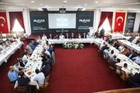 HASAN ANGı - MÜSİAD Konya Şubesinde Bayramlaşma Programı
