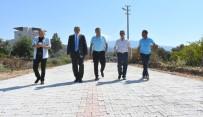ERDEMIR - Nazilli Belediyesi Yol Yapımında Rekora Koşuyor