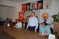 HASAN ÖZYER - Ortaca AK Parti'de Bayramlaşma