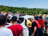 Osmaniye'de Trafik Kazası Açıklaması 1 Ölü, 8 Yaralı