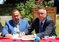 İMZA TÖRENİ - Samsunspor, Sportif Direktörlüğe Ali Reşat Çağan'ı Getirdi