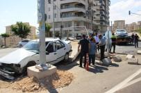 KARAKÖPRÜ - Şanlıurfa'da Trafik Kazası Açıklaması 9 Yaralı