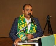 DİVAN BAŞKANLIĞI - Şanlıurfaspor'da Başkan Değişmedi