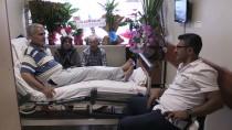 POLİS MEMURU - Şehit Fethi Sekin'in Babası Trafik Kazası Geçirdi