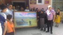 ŞEHİT POLİS - Şehit Polisi Arkadaşları Unutmadı