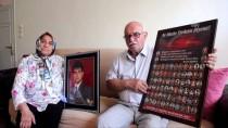 ŞEHİT BABASI - 'Şehitler Diyarı'ndan Kandil Operasyonuna Destek
