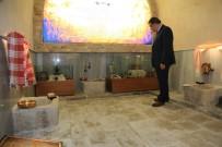 SELAHATTIN GÜRKAN - Tahtalı Hamam'a Ziyaretçi Akını
