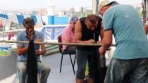 MARMARA DENIZI - Tayfaların Hüzünlü 'Babalar Günü'