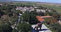 KÜLTÜR VE TURIZM BAKANLıĞı - Troya'nın Eşsiz Tarihi Havadan Görüntülendi