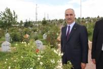 GECEKONDU - Türkiye'de Bir İlk 'Mezarlıkta Kentsel Dönüşüm'