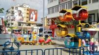 ÇOCUK ŞENLİĞİ - Ümraniye Belediyesi Çocuklara Çifte Bayram Yaşattı