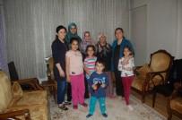 Ünlü, Bağcı Ailesini Ziyaret Etti