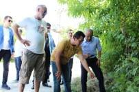KEPÇE OPERATÖRÜ - Yavru Köpek Olayında Kepçe Operatörü Tutuklandı