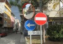 ŞIRINEVLER - Yıldırım'daki Trafik Düzenlemeleriyle Ulaşım Nefes Alıyor