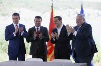 MAKEDONYA CUMHURİYETİ - Yunanistan Ve Makedonya Arasındaki İsim Anlaşmazlığı Sona Erdi