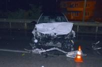 6 Kişinin Ölümüyle Sonuçlanan Kazada Sürücü Tutuklandı