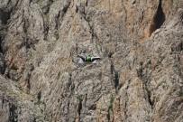 900 Metreden Wingsuit Atlayışları Nefes Kesti