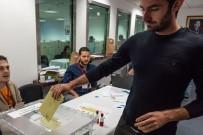 ALI YıLDıZ - ABD'de Oy Verme İşlemi Sona Erdi