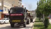 ZEYTİN DALI HAREKATI - Afrin'deki Birlikler Dönüşe Geçti