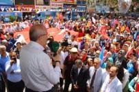 AK Parti'den Edremit Çıkarması