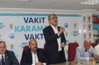 ERTUĞRUL ÇALIŞKAN - AK Parti Karaman Teşkilatında Bayramlaşma Programı Düzenlendi