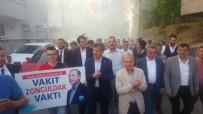 DAVUL ZURNA - AK Parti Mithatpaşa Mahallesinde Gövde Gösterisi Yaptı