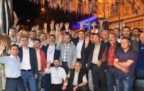 BAŞÖRTÜSÜ - AK Parti MKYK Üyesi Baybatur Demirci'de