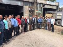 AK Parti Nevşehir Milletvekili Adayı Menekşe, 'Sanayi Esnaflarımız Vakit Türkiye Vakti Diyor'