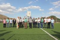 MUSTAFA COŞKUN - Arapgir'de Futbol Turnuvası Renkli Görüntülere Sahne Oldu