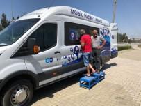 OYMAPıNAR - ASAT Mobil Aracı Manavgat'ta