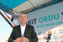 ZEYTİN DALI HAREKATI - 'Askerlerimiz Menbiç Etrafında Devriye Gezmeye Başladı'