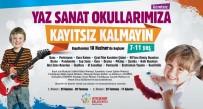NEŞET ERTAŞ - Ataşehir'de Yaz Sanat Okuları Başlıyor
