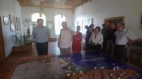 Avrupa Birliği Delegasyonu, Milli Park Tanıtım Merkezini Ziyaret Etti