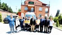 İBRAHIM KARAOSMANOĞLU - Bağçeşme 112 Acil İstasyonu Hizmete Girdi