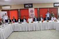 Bakan Elvan Açıklaması 'Balık Çiftliklerini Karadan Bin 900 Metre İleri Taşıyacağız'