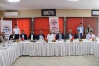 BUZDOLABı - Bakan Elvan Açıklaması 'Ülke Yönetimine Soyunan İnsanlar Öyle Ağzına Geleni Söylememeli'