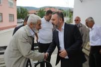MUSTAFA TUNA - Başkan Ercan'dan Bayram Ziyaretleri