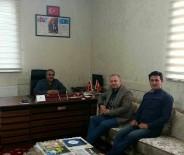 Başkan Gülbey, Başkan Balçı'yı Ziyaret Etti