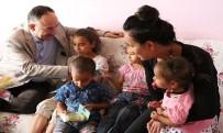 BAYRAM HEDİYESİ - Başkan Saygılı, Bayramda Çocukları Mutlu Etti