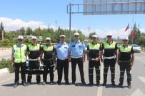 MOTOSİKLET KAZASI - Bayram Tatilindeki Trafik Kazalarında 1 Kişi Öldü, 38 Kişi Yaralandı