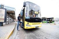 OTOBÜS SEFERLERİ - Bayramda 135 Bin Kişi Otobüslere Ücretsiz Bindi