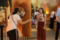 TAYFUN TALIPOĞLU - Bayramda Odunpazarı Galerilerini 10 Bin Kişi Ziyaret Etti