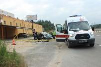 BİLECİK DEVLET HASTANESİ - Bilecik Bayırköy'de Trafik Kazası Açıklaması 1'İ Bebek 3 Ölü