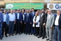 Çiftçi 'Ye Gaziantep'te Yoğun İlgi