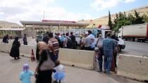 CİLVEGÖZÜ SINIR KAPISI - Cilvegözü Sınır Kapısı'nda Bayram Dönüşleri Başladı